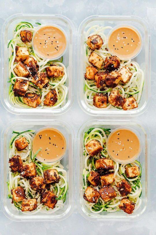 Gesund und günstig – 5 einfache Lunch-Gerichte zum Mitnehmen – Carey&CleanEatingS