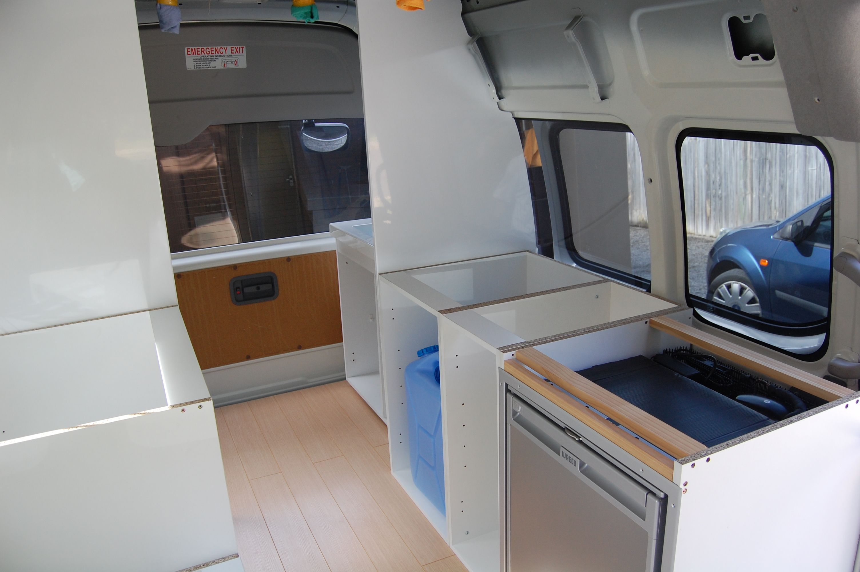 Charmant Posts From April 2011 On The Campervan Converts