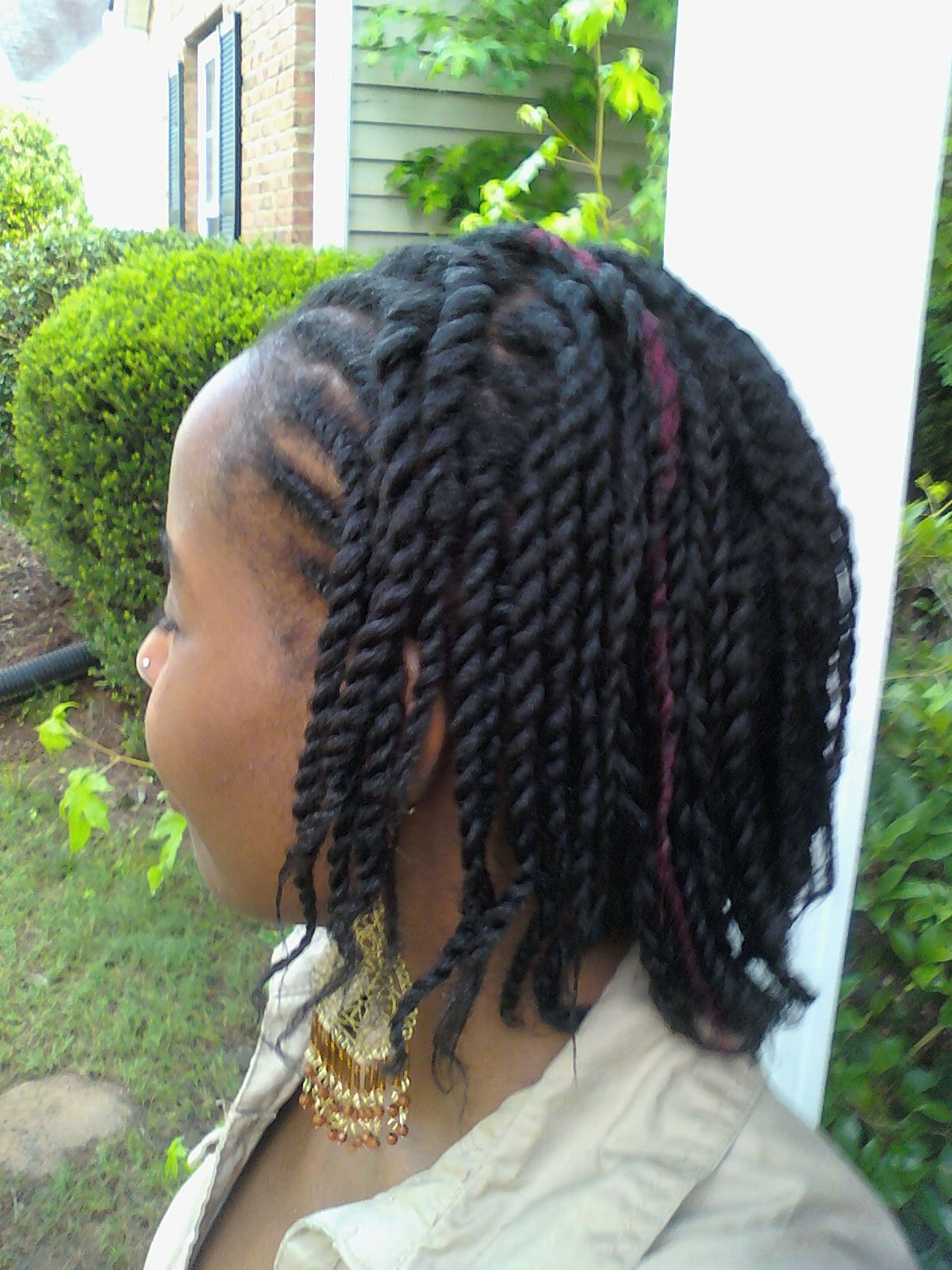 Miraculous 1000 Images About Flat Twist On Pinterest Short Hairstyles For Black Women Fulllsitofus