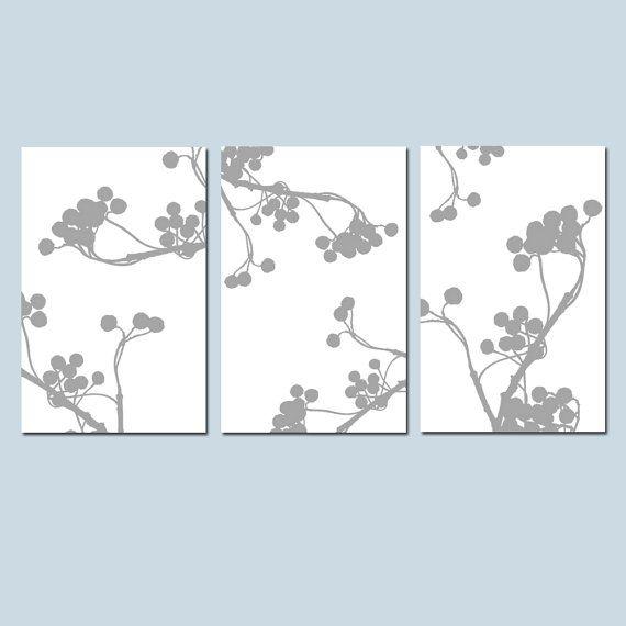 posso mudar a cor de fundo (ex: verde, castanho, azul) e desenhar por cima ramos ou algo abstracto que se prolnogue ou complemente pelas 3 peças