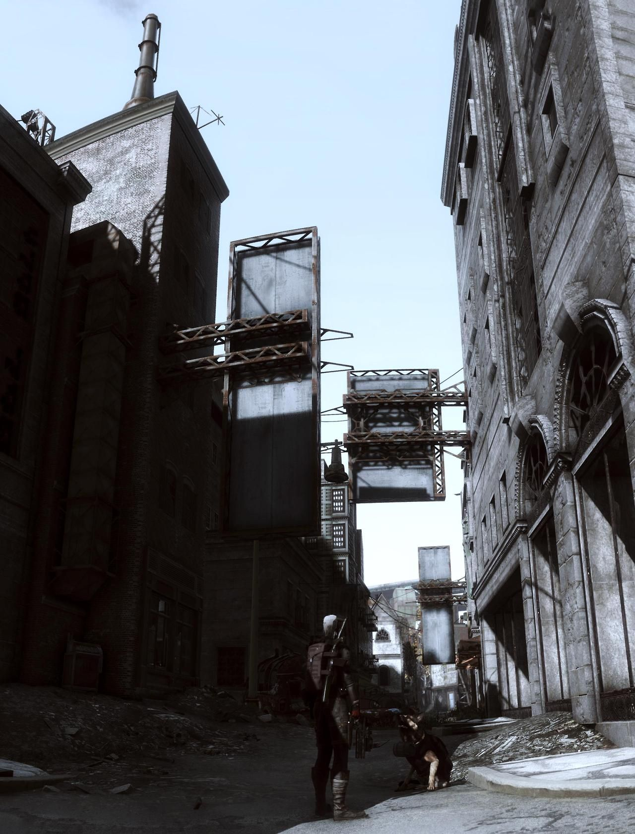 Fallout 4 ENB + ReShade (my own config)   Fallout   Fallout