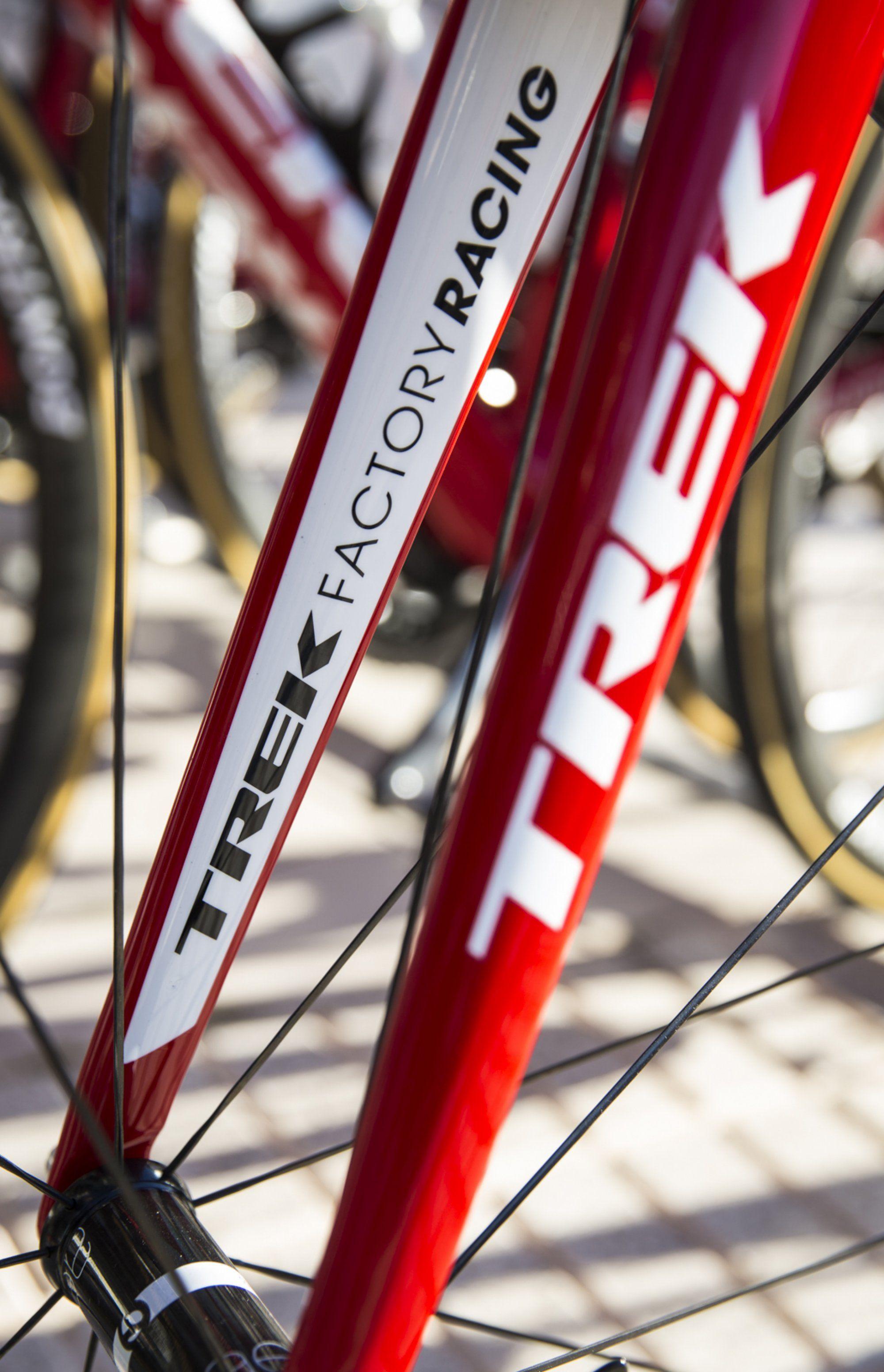 2015 Team Bikes Trekfactoryracing Unveil 2015 Domane6 Series