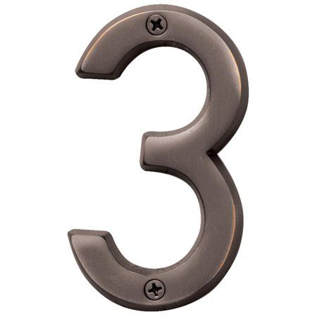Home Improvement House Numbers