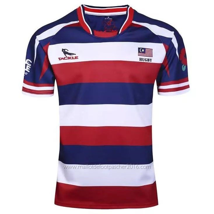 Maillot De Rugby Malaisie 2017 Maillots De Rugby Maillot Maillot De Football