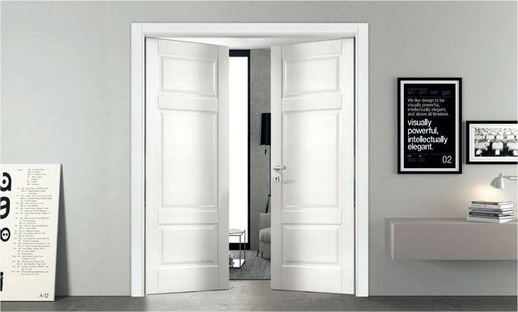 Porte da interni, porte scorrevoli, porte in laminato, porte laccate ...