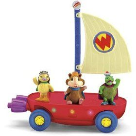Wonder Pets Flyboat Wonder Pets Toys For Boys Pets