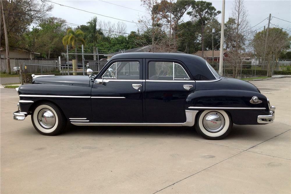 1950 DESOTO –  – Barrett-Jackson Auction Company – World's Greatest Collector Car Auctions