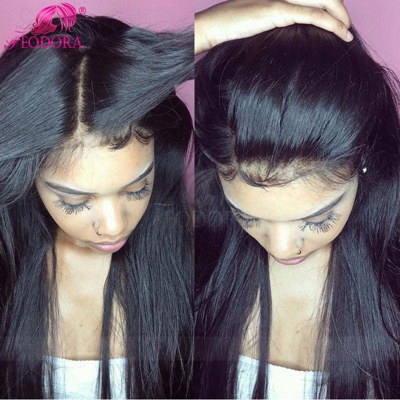 Unprocessed Lace Front Wigs Hot Sale 180%