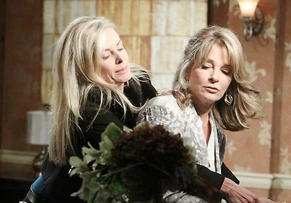 Days of our Lives / #DAYS / #DOOL / Marlena gets caught red-handed.