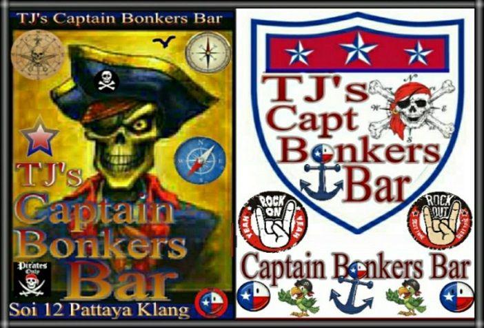 Captain Bonkers bar