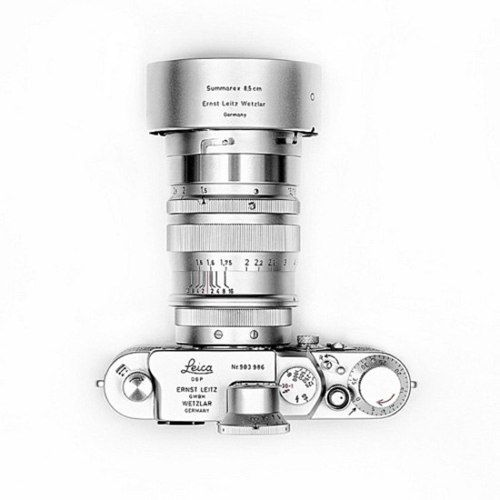 Beautiful Leica.. #silver #lecia