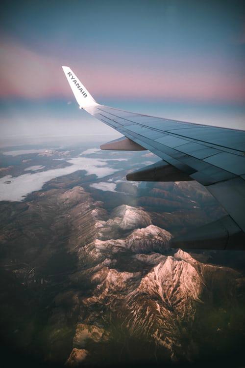 صور مسافر الجزء الخامس مدونة صور احترافية وصور مميزة Photo Airplane View Scenery