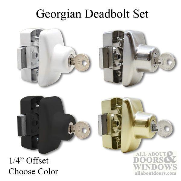 Pella Storm Door Deadbolt Lock Door Designs Plans Deadbolt
