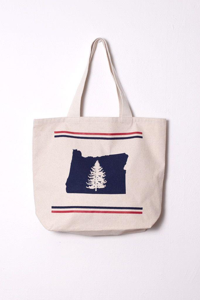 Oregon Pine Tote