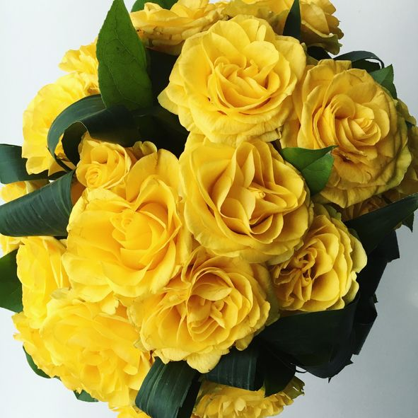 The Surprising Meanings Behind Your Favorite Flowers Yellow Roses Yellow Rose Meaning Rose