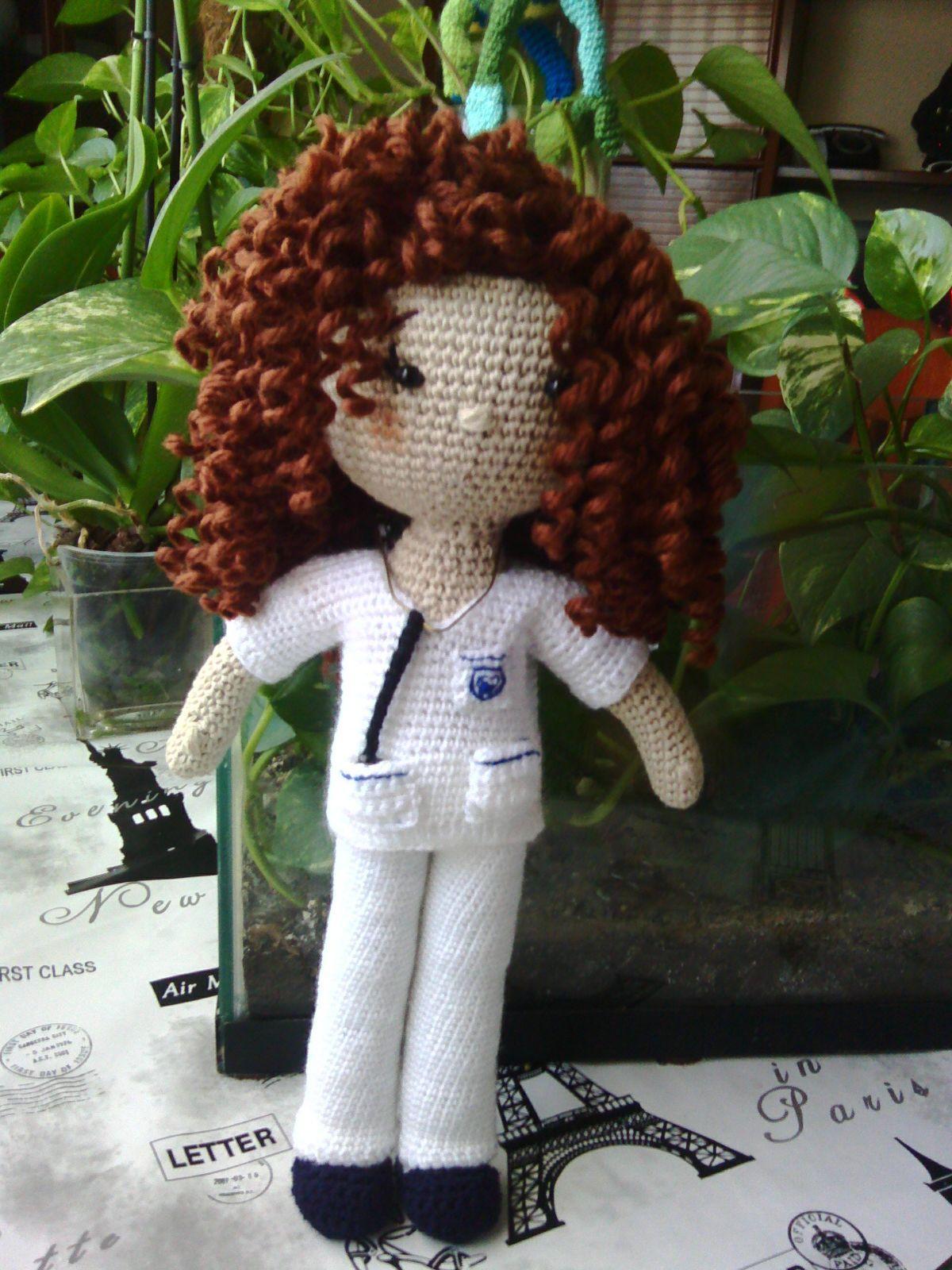 enfermera al estilo cuchiflus