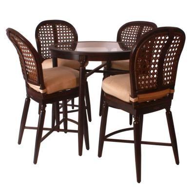 5 piece patio pub set | Patio furniture for sale, Home ...