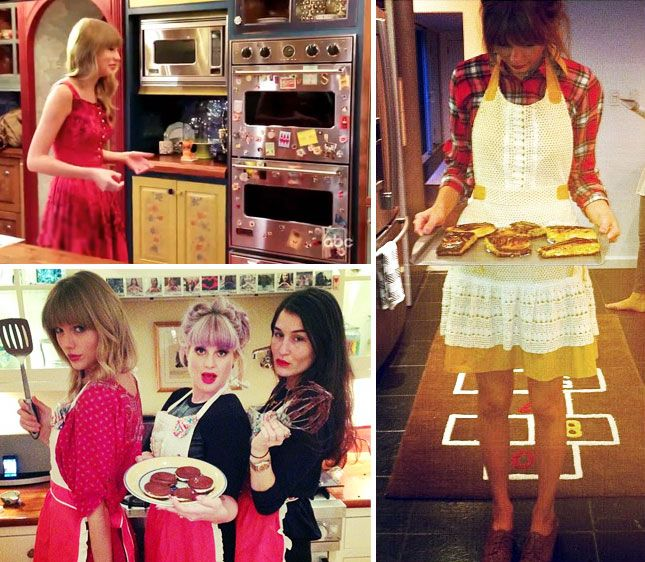 20 Celebs\' Kitchens We Want to Eat a Meal (or Two!) in | Domestic ...