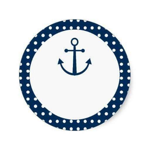 Pin De Sirinbebe Design En Etiket Cumple De Marinero