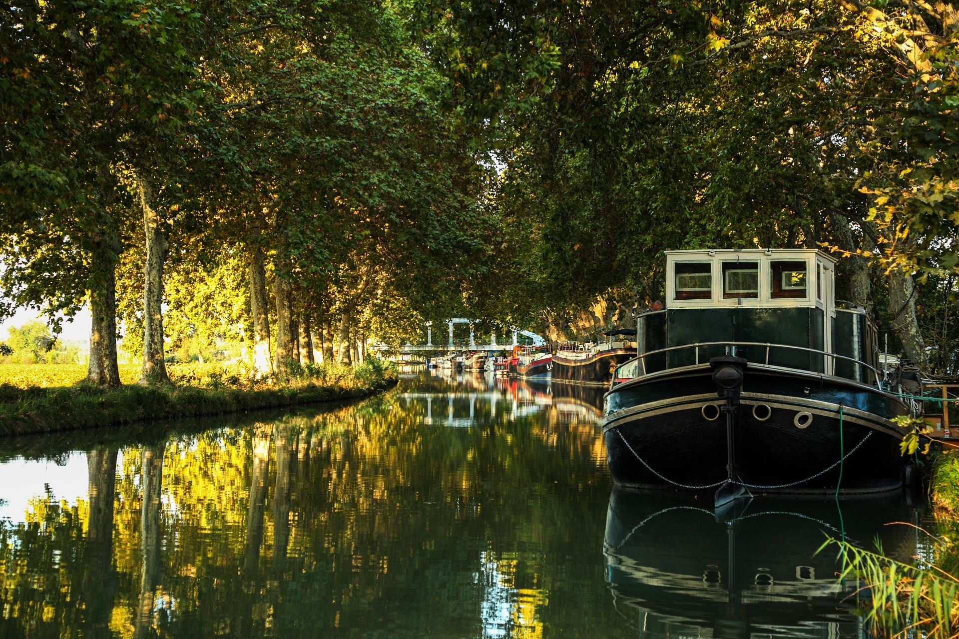 Hausboot Urlaub Unterkünfte auf dem Wasser Urlaub