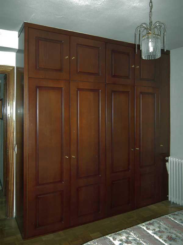 Interiores de armario interior de armarios empotrados - Estantes para armarios empotrados ...