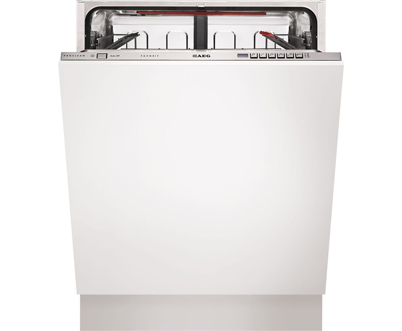 Aeg Kühlschrank Idealo : Aeg favorit f vi p vollintegrierter geschirrspüler cm a