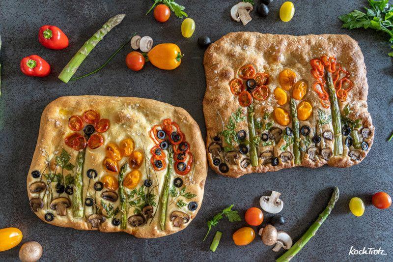 glutenfreies Kracherkrusten-Brot ohne Kneten - JETZT AUCH ALS VOLLKORN-VARIANTE - KochTrotz | kreative Rezepte