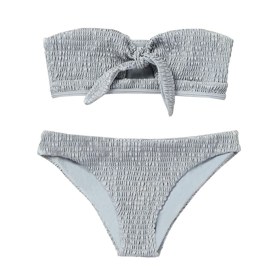 Leah Bikini Set - Gray   Products   Pinterest   Products
