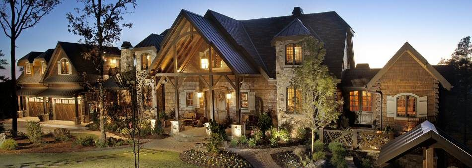 MY DREAM HOME!!! Rustic Houses | Modern Rustic Homes   Design, Construction