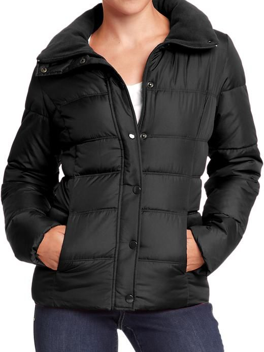 Old Navy | Women's Frost Free Quilted Jackets I have had my jacket for 12 years and Love it!