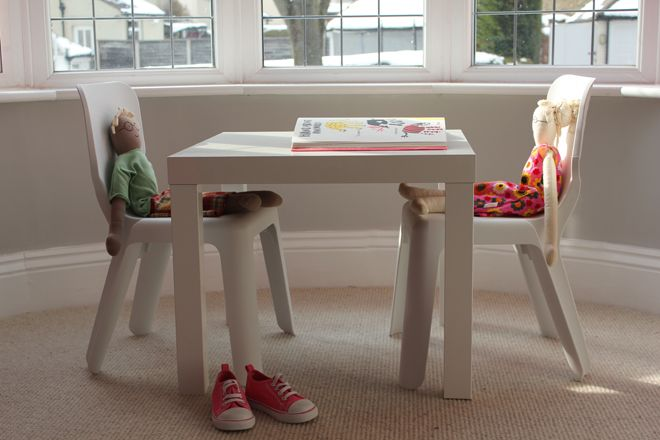 Lovely Real Life Rooms, Grey And White Neon And Bright Bedroom, Play Corner,  Childrenu0027su2026
