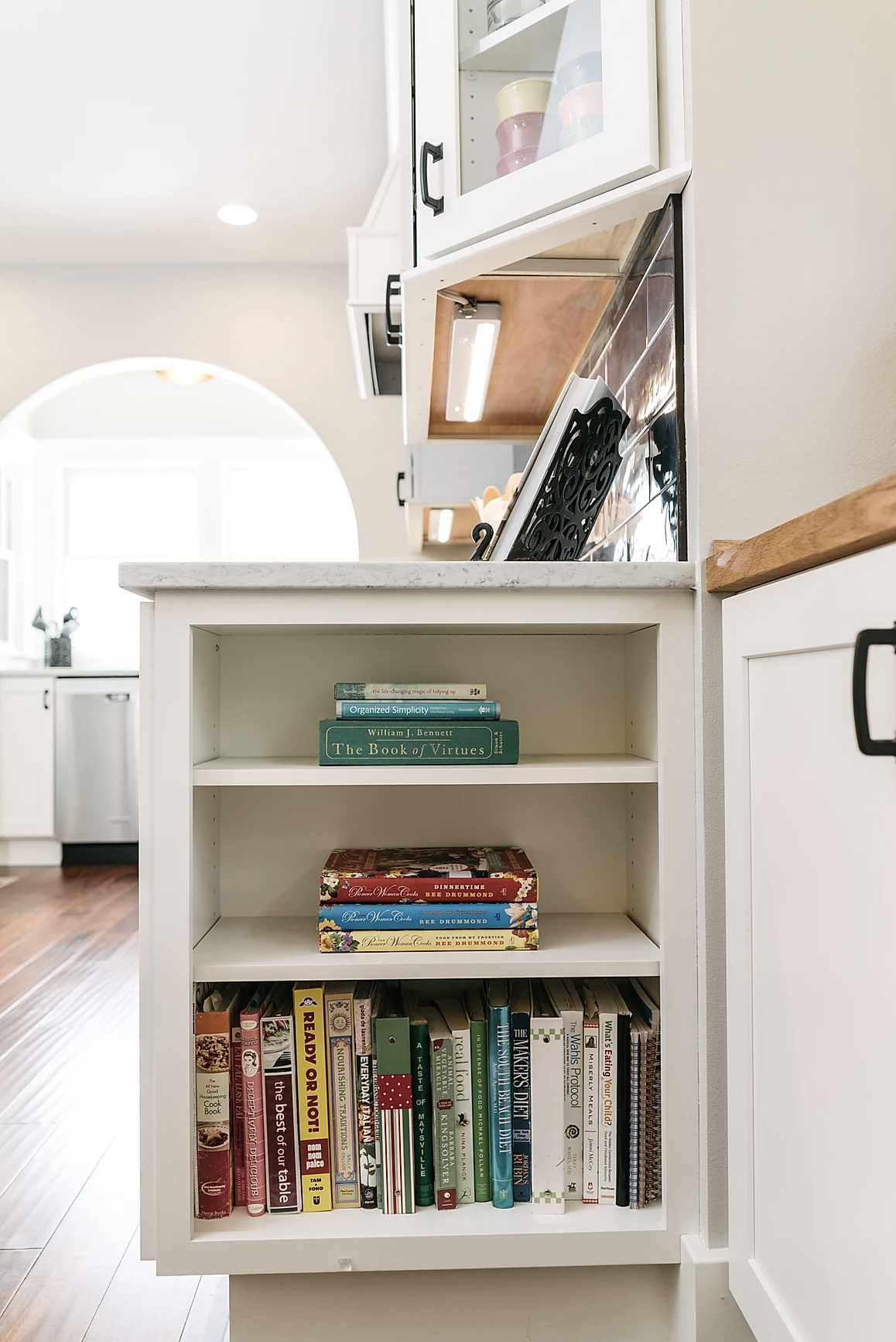 Built In Kitchen Cabinet Shelves In 2020 Kitchen Cabinet Shelves Shelves Grey Kitchens