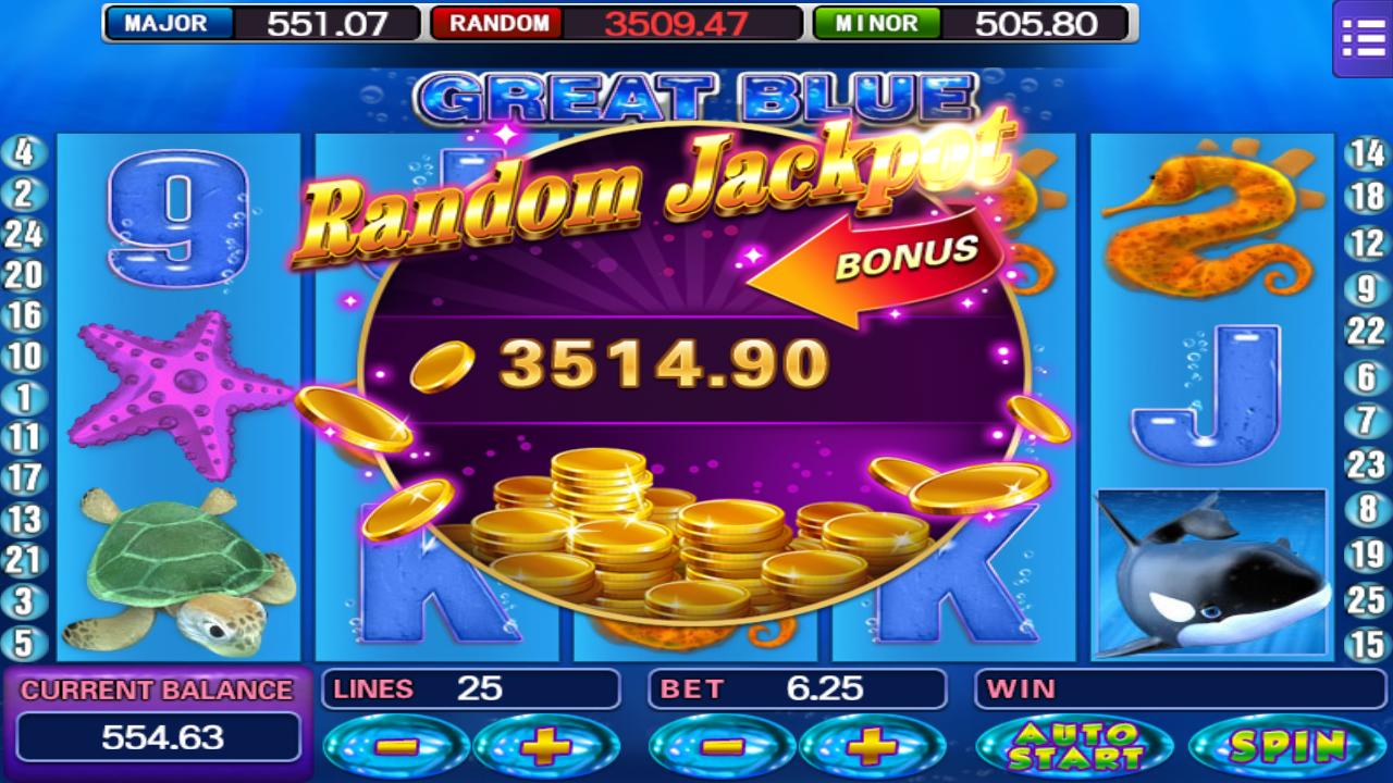 online slots random jackpot