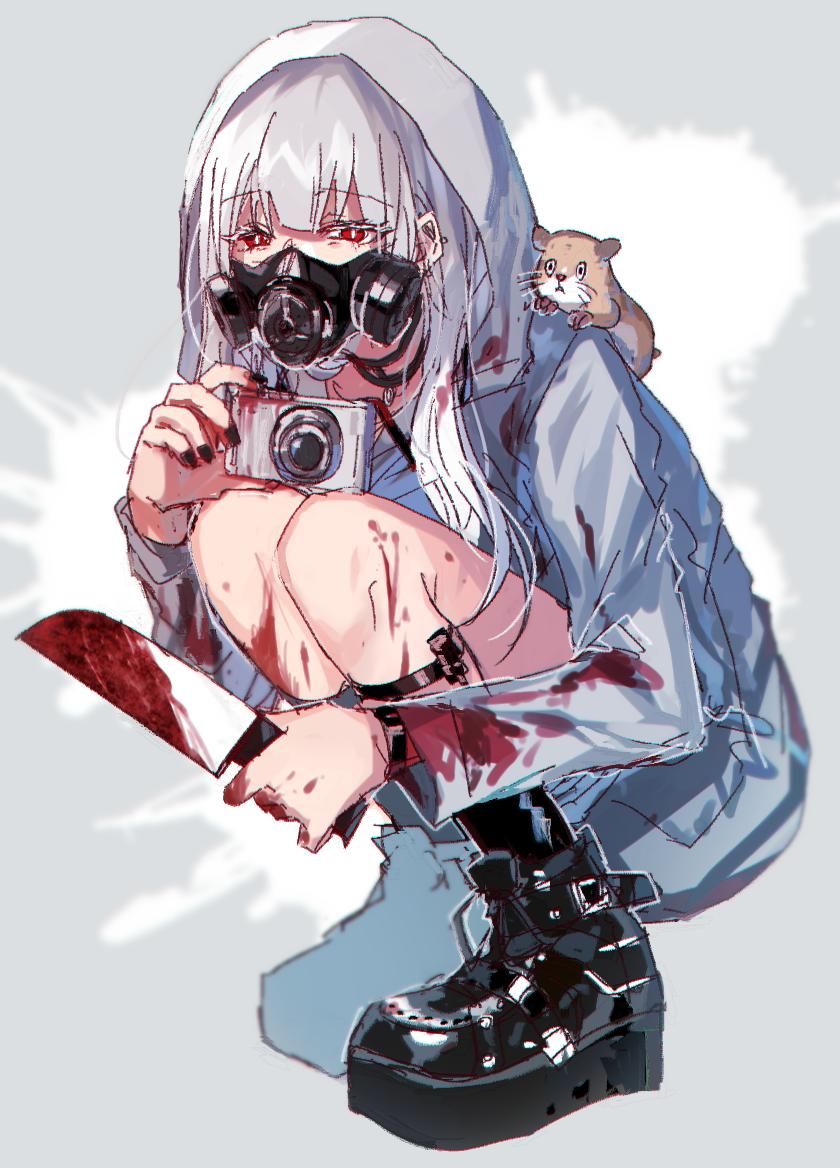 Кровь у девушек картинки