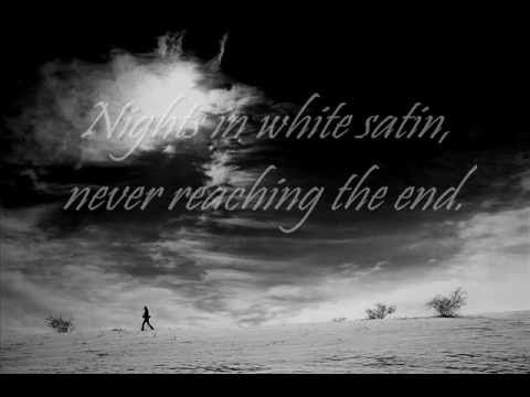 Moody Blues Nights In White Satin Lyrics Nights In White Satin Moody Blues Songs