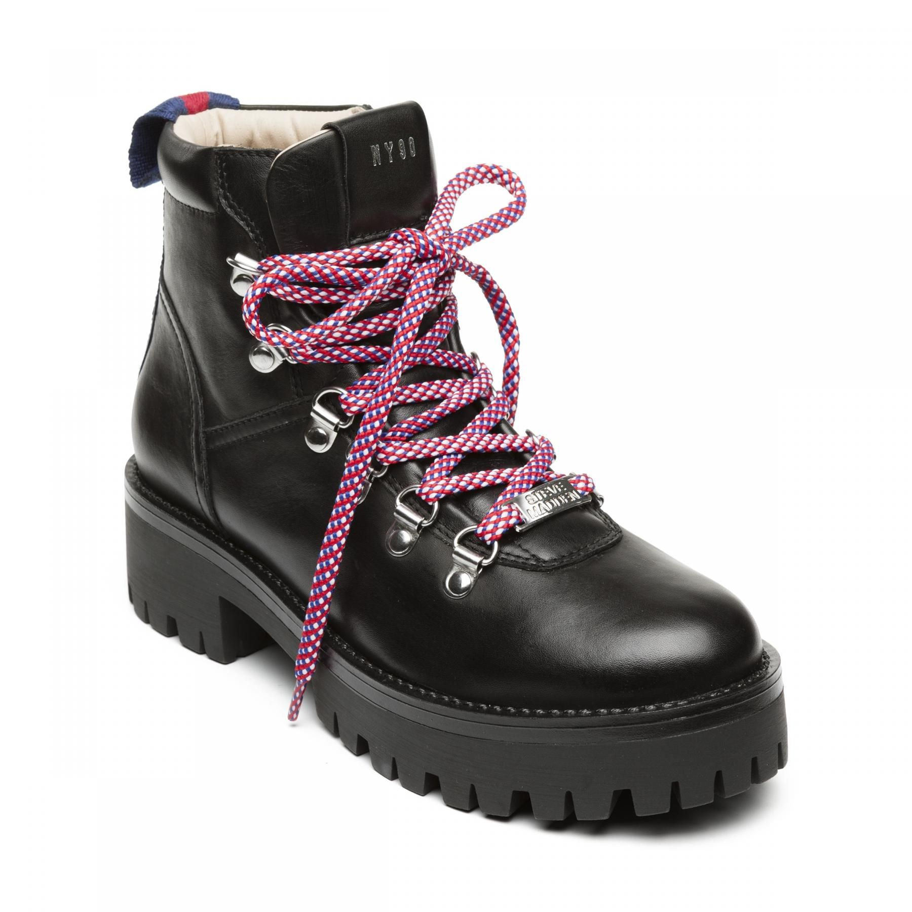 932e545ea66 Boomer Bottine Noir Cuir | Wishlist in 2019 | Black leather boots ...