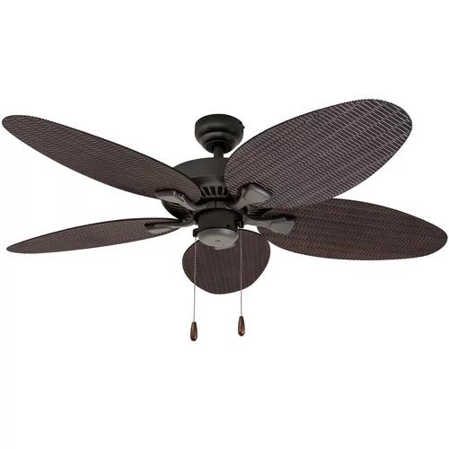 48 Kalea 5 Blade Leaf Blade Ceiling Fan With Pull Chain Ceiling Fan Ceiling Fan With Remote Outdoor Ceiling Fans