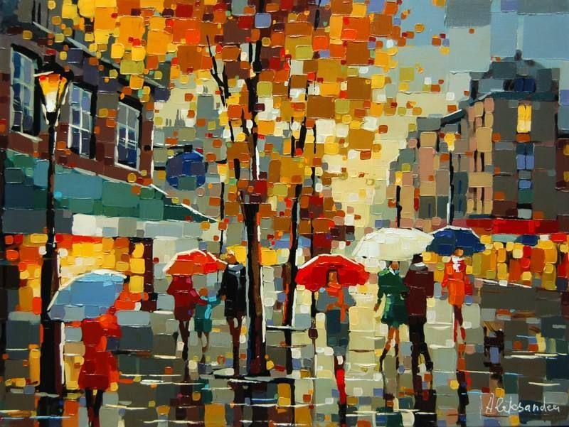 السومري on in 2020 Art, Palette art, Umbrella art