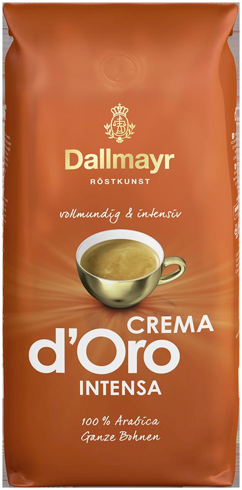 Dallmayr Crema Doro Intensa 1000 G Szemes Kave Kave Cappuccino Krem
