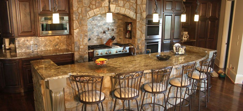 Granite Countertops Are Both Beautiful And Durable, Easy To Clean,  Resistant To Heat And Scratches. Stop In At Robertson Kitchens Today To  Learn More.