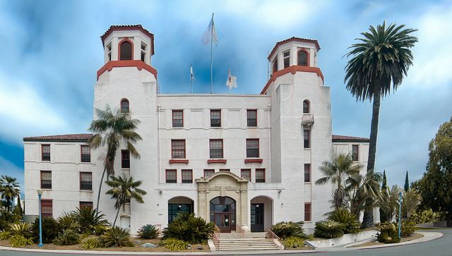 My Birthplace Balboa Hospital Naval Hospital In San Diego National Monuments Downtown San Diego San Diego