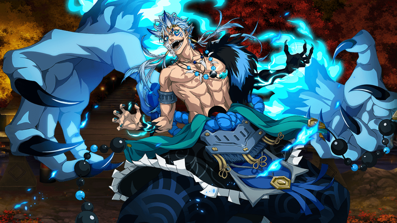 Bleach Brave Souls - mobile game Grimmjow (com imagens) | Bleach ...