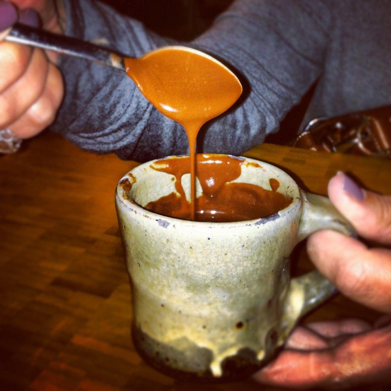 I enjoyed this mini mug of Lavender & Honey Liquid Truffle from ...