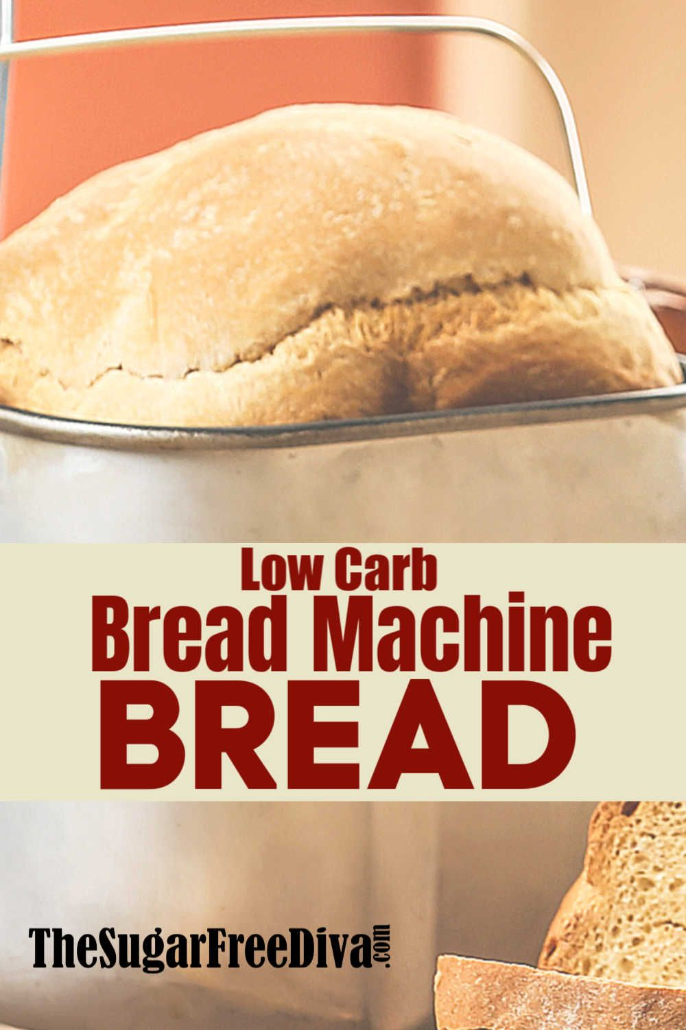 Low Carb Bread Machine Bread Lowcarb Bread Machine