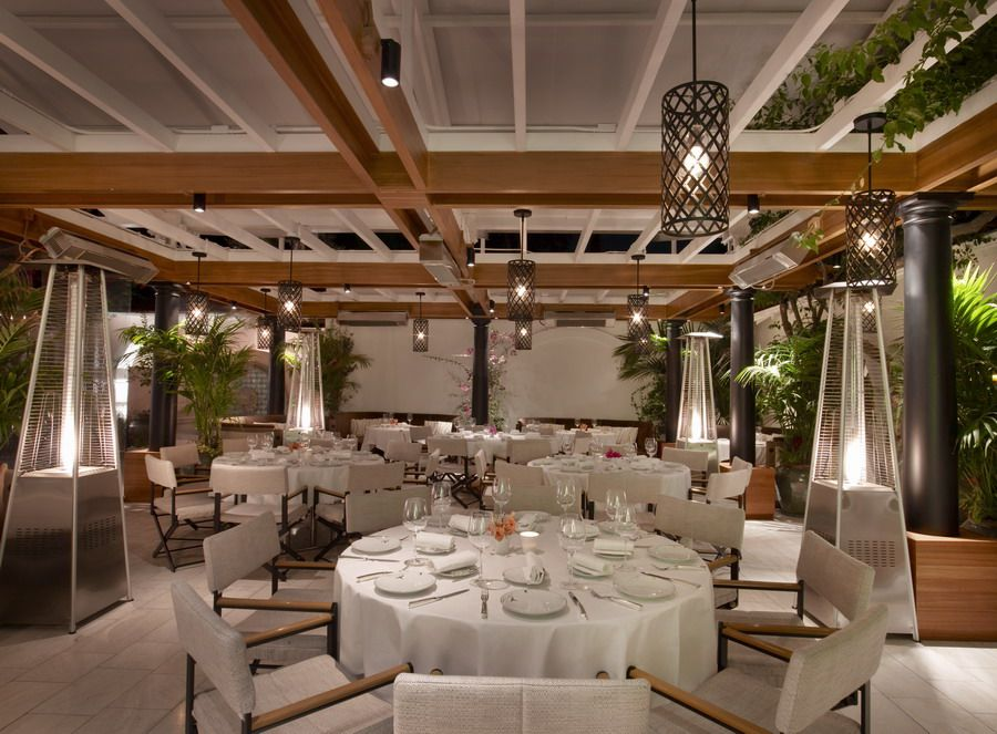 Best Restaurant. Wolfgang Puck at Hotel BelAir, Rockwell