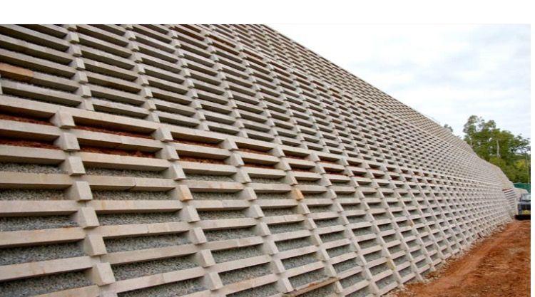 Related Image Crib Wall Concrete Retaining Walls Retaining Wall