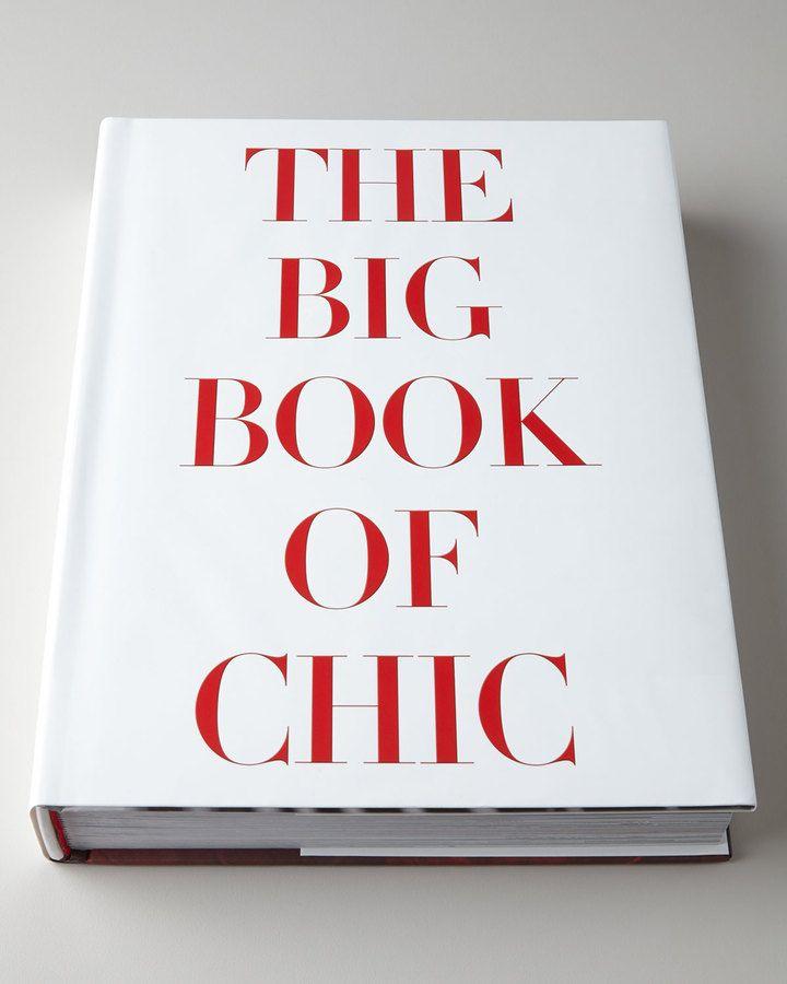 Big Book of Chic    ≼❃≽ @kimludcom