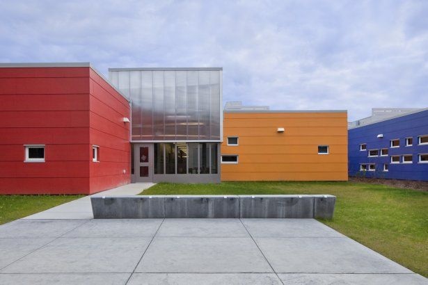 Panther Lake Elementary School in Federal Way, Washington by DLR Group
