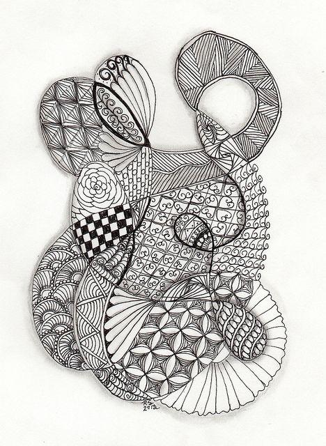 Doodle Art Challenge 500   par ronniesz