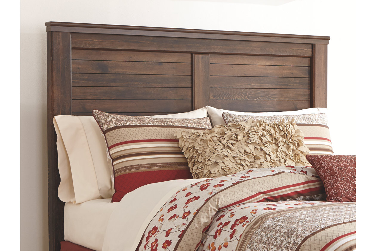 the latest b7f54 9299b Quinden Queen Panel Headboard | Ashley Furniture HomeStore ...